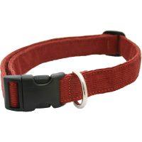Hemp Corduroy Dog Collar