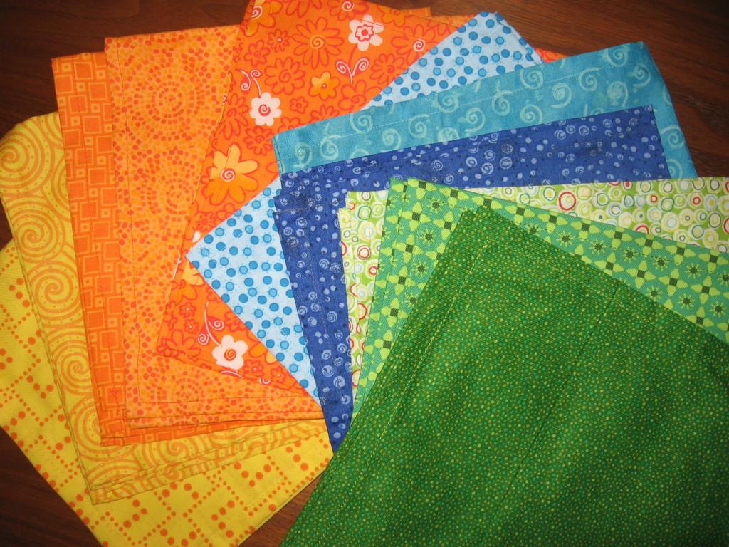 handmade cloth napkins