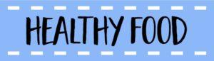 Healthy Food banner