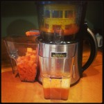 NutriPro cold press juicer www.mindfulmomma.com