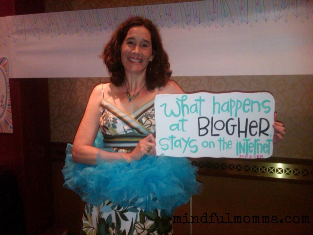 BlogHer Bound www.mindfulmomma.com