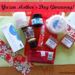 Yuzen Mother's Day Giveaway via mindfulmomma.com