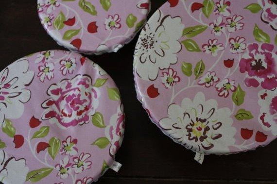 reusable bowl covers via mindfulmomma.com