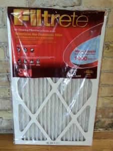 Filtrete Allergen Defence Air Filter via mindfulmomma.com