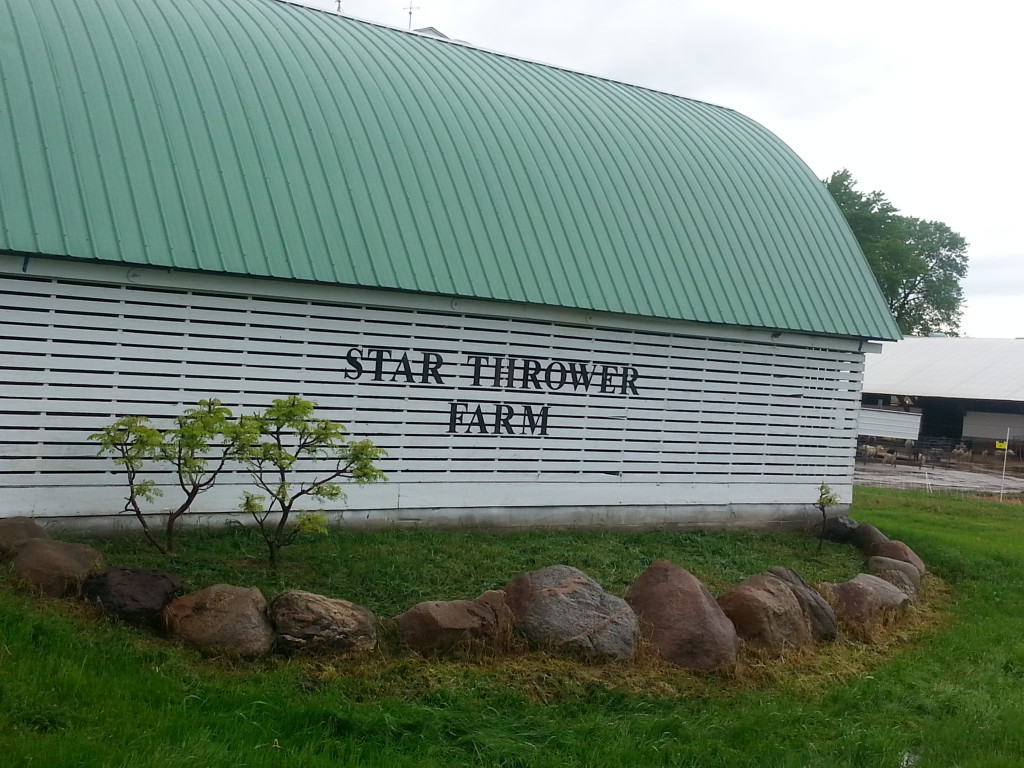 Star Thrower Farm via mindfulmomma.com
