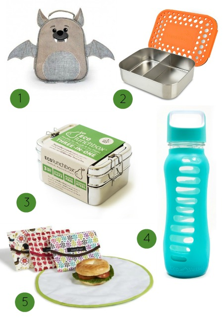 5 Reusables to Make Lunch Packing Fun via mindfulmomma.com