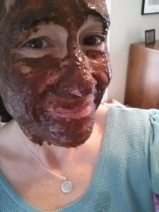 Coffee Facial Mask via mindfulmomma.com