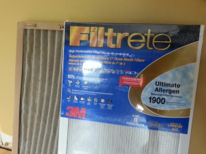 Filtrete Ultimate Allergen 1900