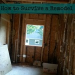 How to Breathe Easy During a Remodel #HealthierHome