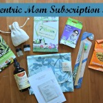 Ecocentric Mom Subscription Box via mindfulmomma.com
