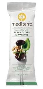 Mediterra Black Olive & Walnut bar via mindfulmomma.com