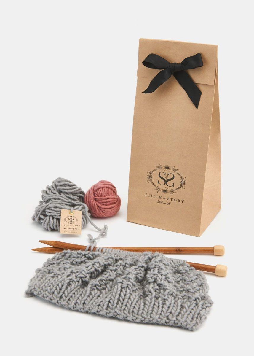 Hat Knitting Kit
