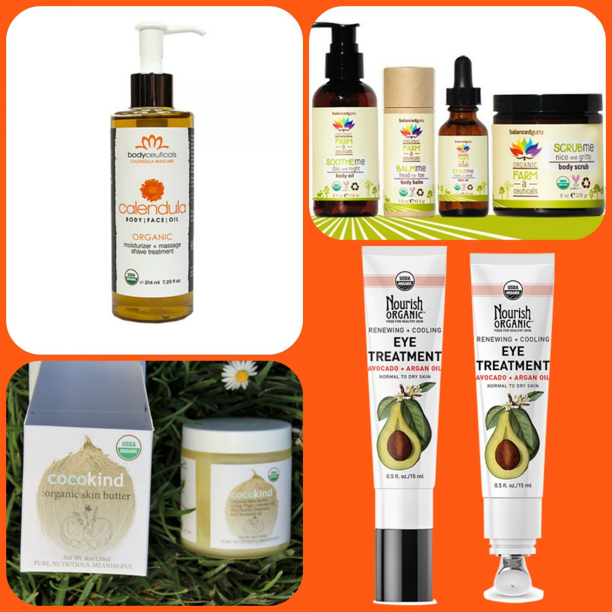 Natural Skin Care Products: Certified Organic Skin Care