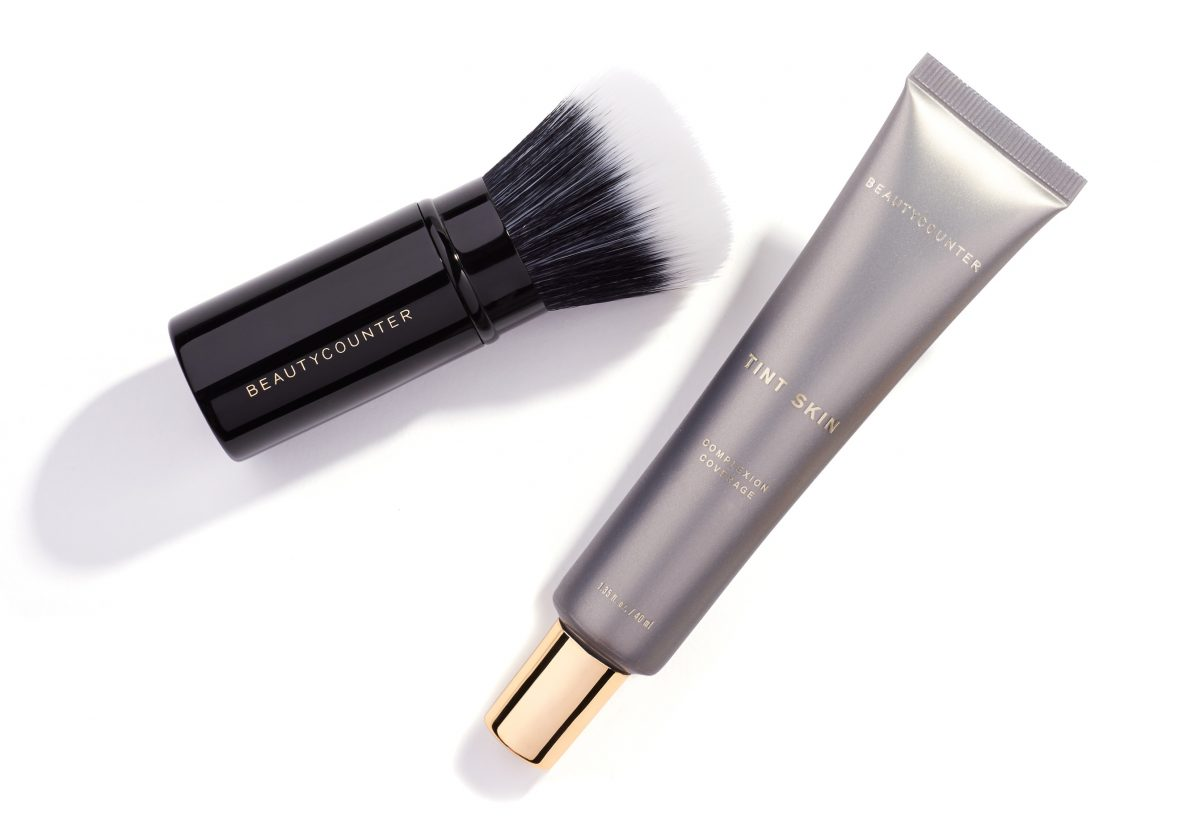 Beautycounter_Tint-Skin+Brush via mindfulmomma.com