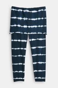 Rodales Organic Leggings with Foldover Skirt