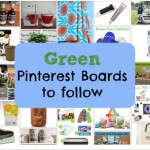 Green Pinterest Boards to Follow via mindfulmomma.com