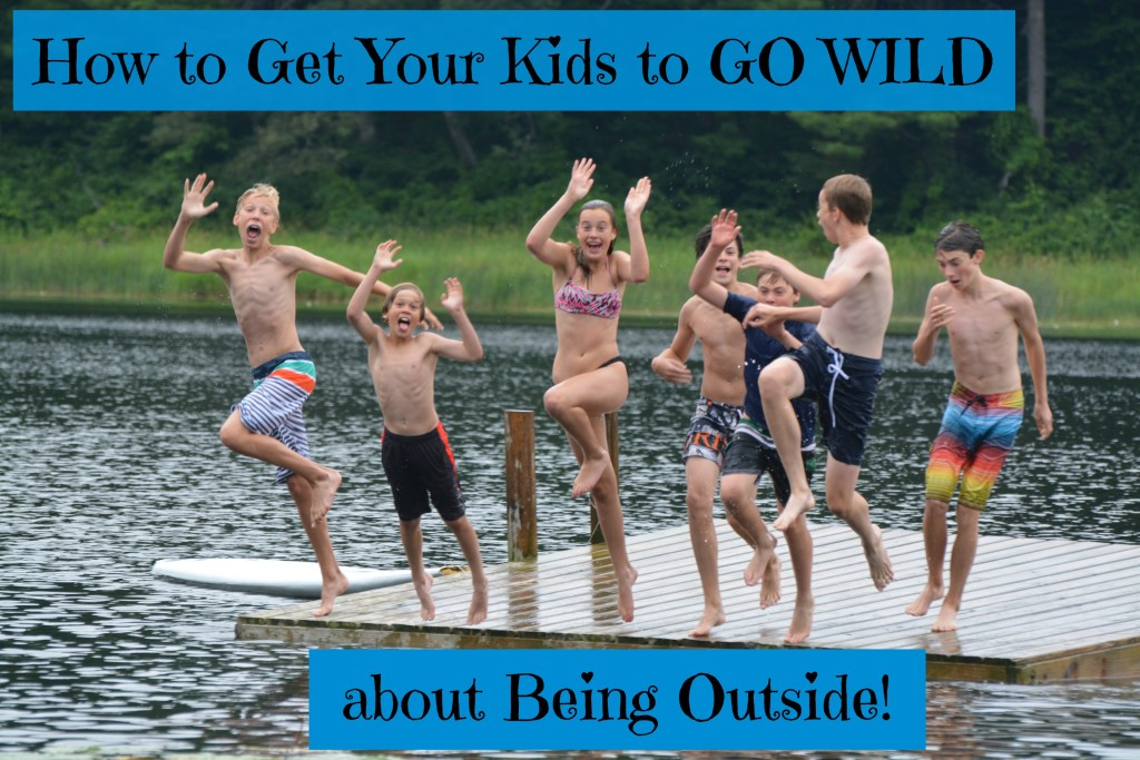 Wild about Being Outside