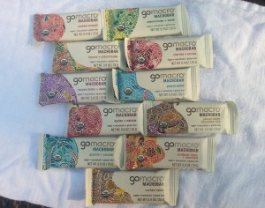 Spotlight On: GoMacro Bars