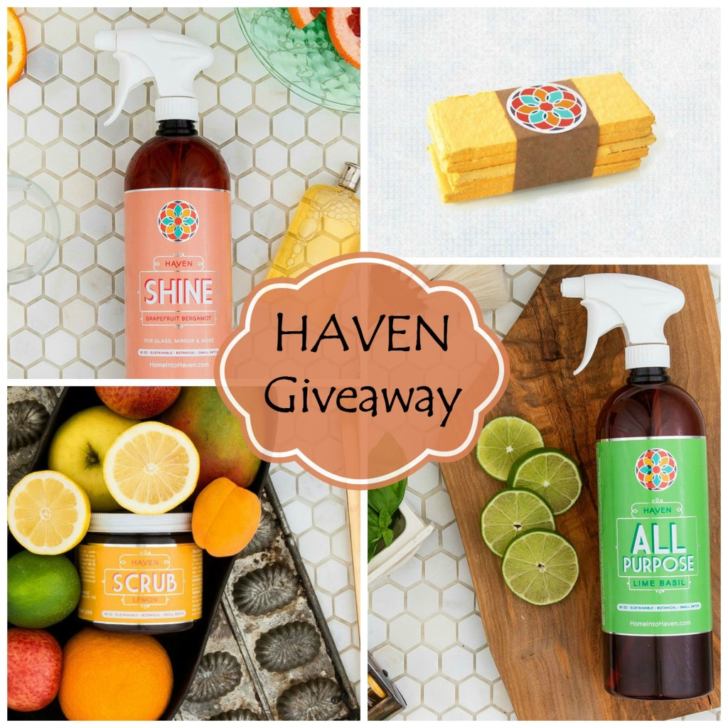 Haven Home Products Giveaway