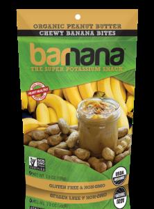 Barnana and other organic snacks