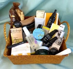 Credo gift basket