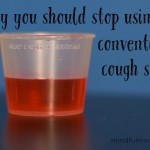 Why you should stop using conventional cough syrup via mindfulmomma.com