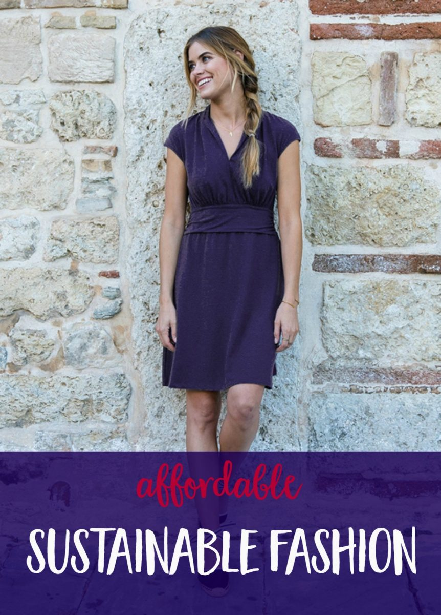 Affordable Sustainable Fashion Brands You Will Love