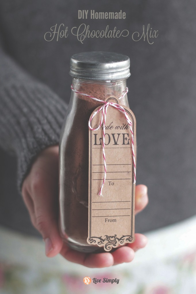 Hot Chocolate Mix from Live Simply
