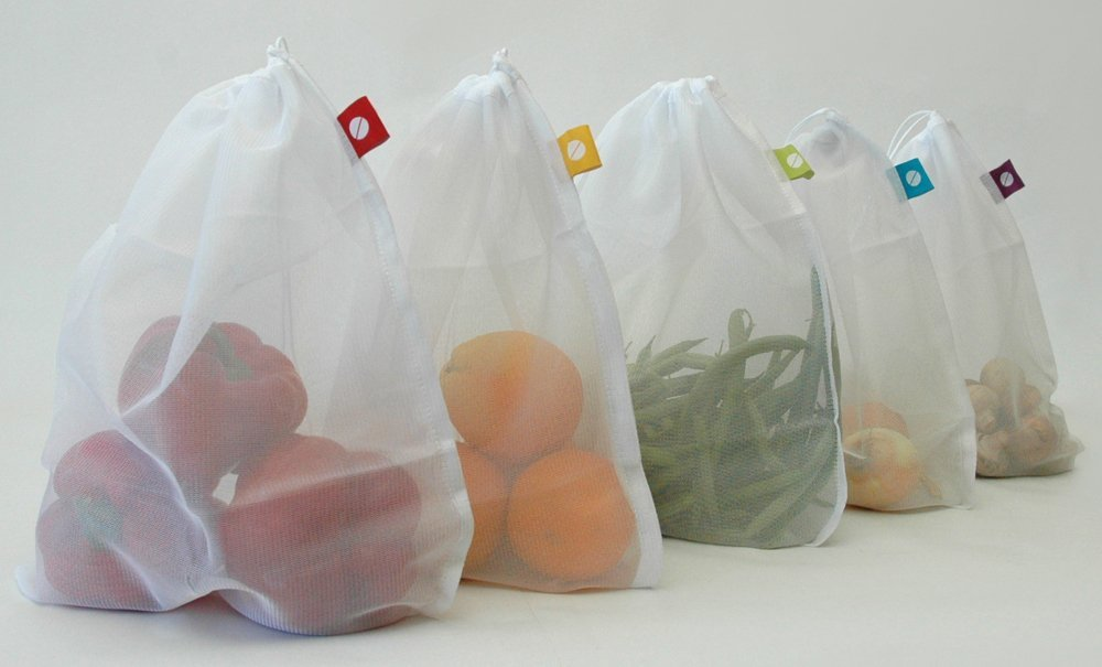 Produce Bags and Practical, Reusable Gifts