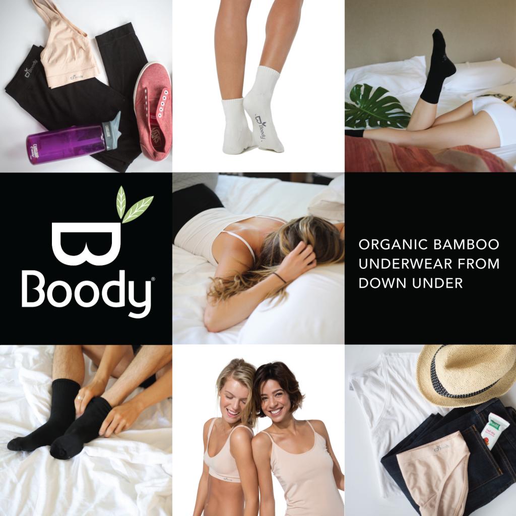 Boodywear Bamboo Eco Wear // www.mindfulmomma.com