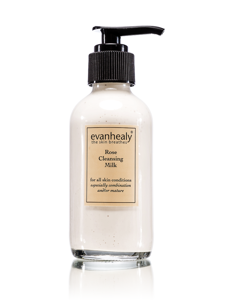 evanhealy Rose Cleansing Milk and Other Favorite Creamy Cleansers // www.mindfulmomma.com