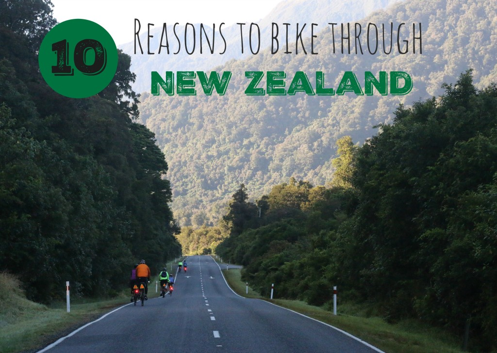 New Zealand Facebook: 10 Reasons To Bike Through New Zealand