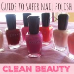 Guide to Safer Nail Polish version 3
