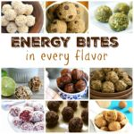 Energy Bites in Every Flavor for an easy, healthy, kid-friendly snack.