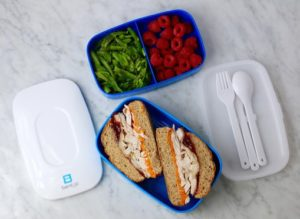 Bentgo Lunch Box // www.mindfulmomma.com