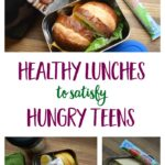 Healthy School Lunches to Satisfy Hungry Teenagers