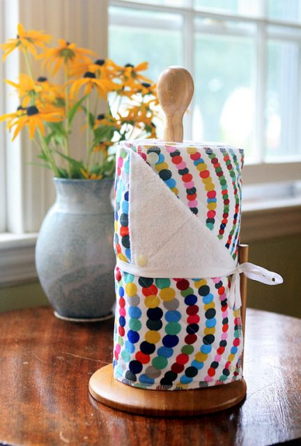 Reusable Paper Towels Anne Riggs