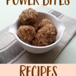 Cashew Coconut Power Bites + 2 Easy Variations
