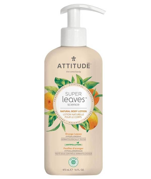 ATTITUDE natural body lotion