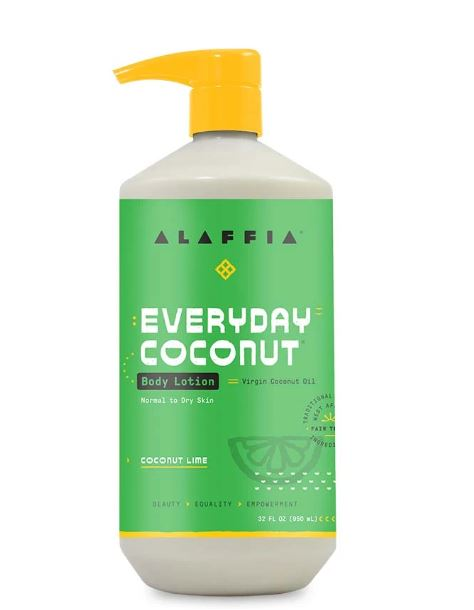 Alaffia Everyday Coconut Natural Body Lotion
