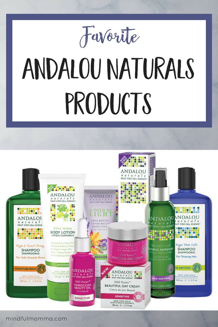 Andalou Naturals is a wonderful, affordable natural skin and hair care brand that is paraben-free and made with organic and plant-based ingredients. Learn more about them and discover some of the best Andalou Naturals products too! #cleanbeauty #skincare #beautybrands #naturalbeauty #naturalproducts #nontoxic via @MindfulMomma