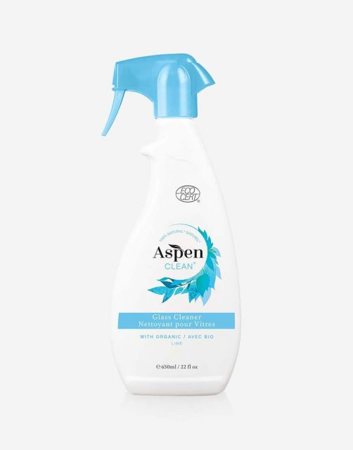 Aspen Clean Glass Cleaner