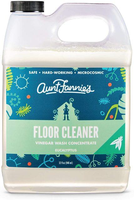 Aunt Fannies Floor Cleaner