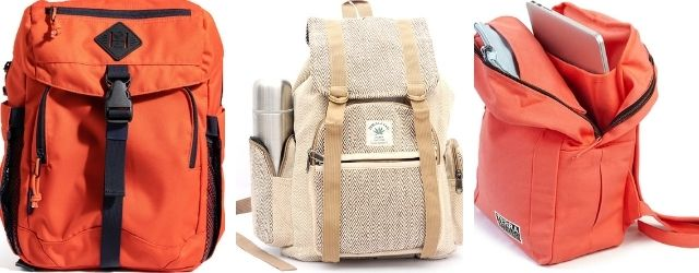 Backpacks - Eco Friendly School