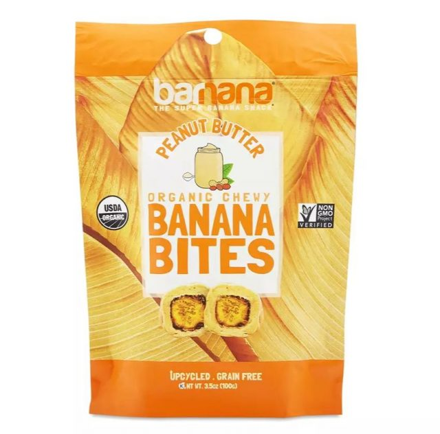 Barnana Banana Bites
