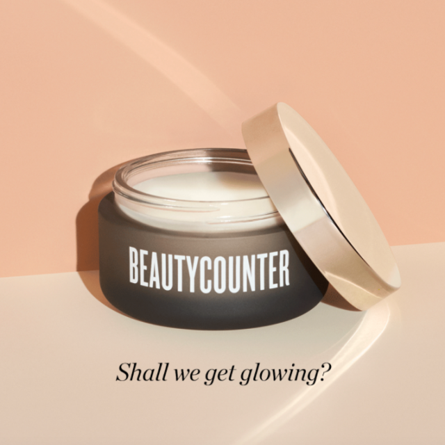 Beautycounter Lotus Glow Cleansing Balm