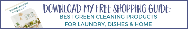 Best Green Cleaning Shopping Guide