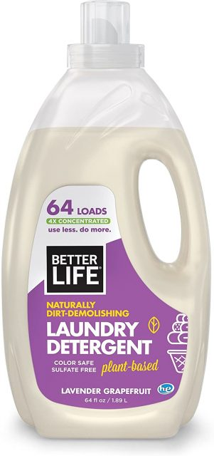 Better Life Laundry Detergent 2020