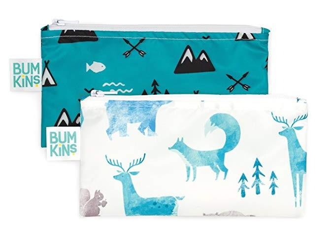 Bumkins reusable snack bags