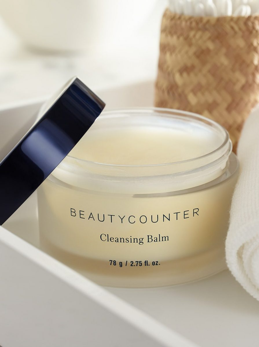 Beautycounter Cleansing Balm via @MindfulMomma